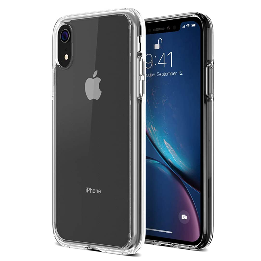 iPhone XR Case, Trianium Clarium Case Compatible Apple iPhone XR (2018)[6.1