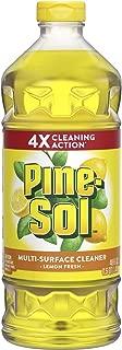 Pine-Sol Multi-Surface Cleaner, Lemon Fresh, 48 Ounce Bottle
