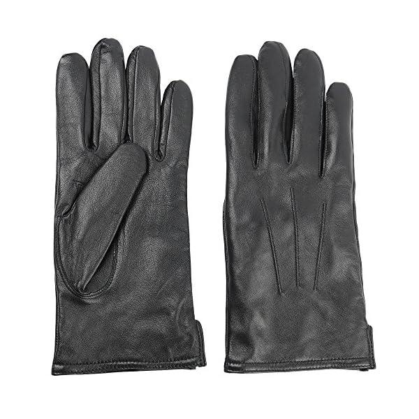 Candor & Class Men's Premium Sheepskin Leather Gloves 3