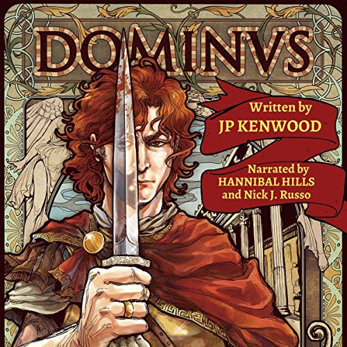 Dominus Audiobook By JP Kenwood cover art