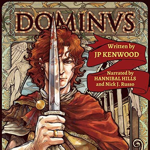 Dominus audiobook cover art