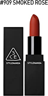 3CE 3 Concept Eyes Lip Color MATTE 100% Authentic (#909 Smoked Rose)