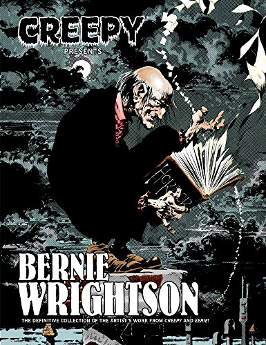 Creepy Presents Bernie Wrightson (Jezovnik series Book 1) (English Edition)