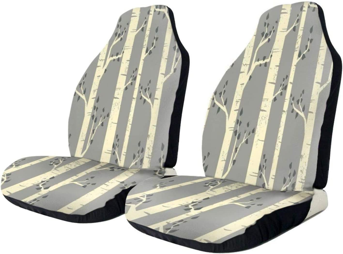 Cyloten Auto Car Seat Covers Birch Bucket Cover New mail order C Trees Philadelphia Mall for