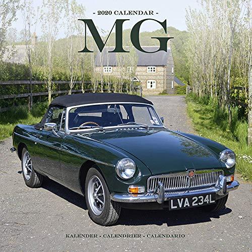 MG - MG Automobile 2020: Original Avonside-Kalender [Mehrsprachig] [Kalender] (Wall-Kalender)
