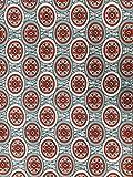 Baumwolldruckgewebe Mitex Holland - Stoff im afrikanischen
