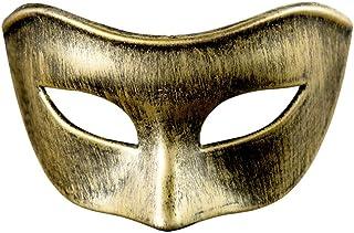 Mask Mens Woman Venetian Party Masquerade Mask Greek Roman Halloween Mask Mardi Gras Mask Phantom Of The Opera Decorative Face Matte Classic Style Venetian Mask Zhhlaixing