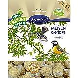 Lyra Pet® 200 x 90 g Meisenknödel mit Netz HK Deutschland Vogelfutter Ganzjahresknödel Fettfutter Wildvögel Wildvogelfutter