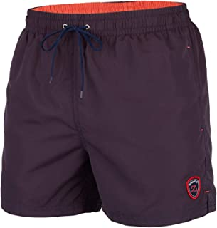 Leeharu Maillot de Bain Homme Boxer Trunks Shorts Pantalon Loisir Court de Sport Plage Mer Loisir