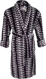Mens Baron 100% Egyptian Cotton Plush Shawl Collar Luxury Bathrobe