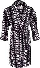 'Mens Plush Bath Robe' Welshpool 100% Egyptian Cotton Plush Shawl Collar Luxury Mens Robe