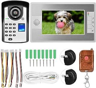 Videoportero Biometrico