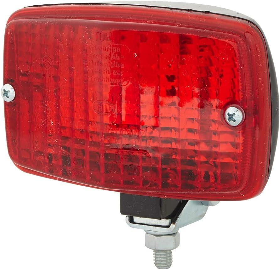 HELLA 2NE 002 985-001 Rear Fog Import - Light 12V mounting Lens Col Tampa Mall