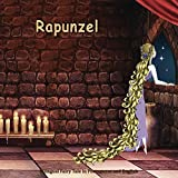 Rapunzel. Bilingual Fairy Tale in Portuguese and English: Dual Language Picture Book for Kids (Portuguese Edition) (English Edition)