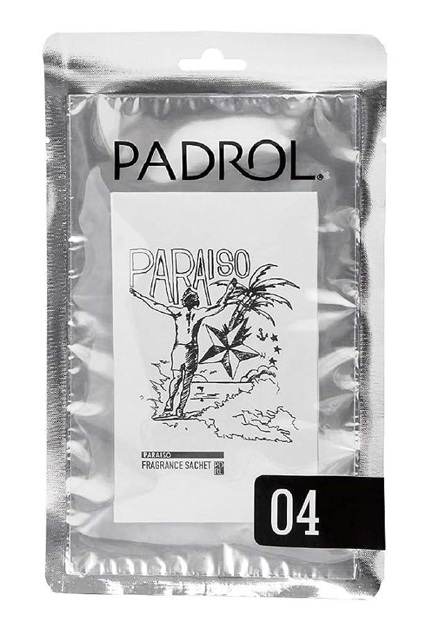 安全でない包帯販売計画ノルコーポレーション サシェ ハンガー 吊り下げ PADROL PARAISO(パドロール パライソ) ジャスミンの香り PAD-4-04
