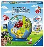 Ravensburger 3D Puzzle 11840 - Kindererde - 72 Teile