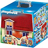 PLAYMOBIL Dollhouse Casa de Muñecas Maletín, A partir de 4 años...