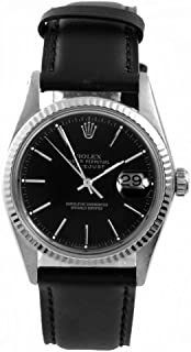 Datejust Swiss-Automatic Male Watch 16014 (Certified Pre-Owned)