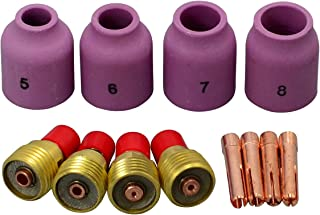 2pcs TIG weld Torch S-20 Collet LENS body 2.0mm fit WP-9 WP-20 WP-25
