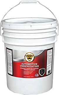 woolwax Auto/Truck Lanolin Undercoating 5 Gallon Pail. Black