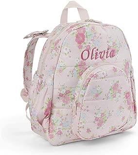 monogram kids backpack