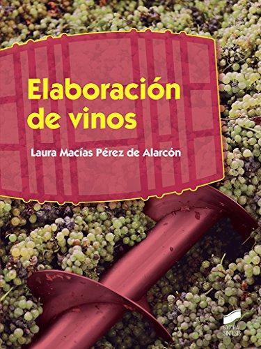 Elaboración de vinos: 17 (Ciclos Formativos)