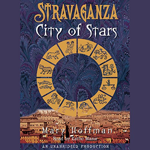 City of Stars audiobook cover art