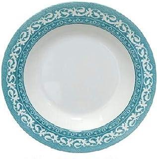 Melamine Multi Color Soup Plate 10 inches 6 Pcs