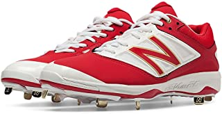 New Balance Men's L4040V3 Cleat Baseball Shoes