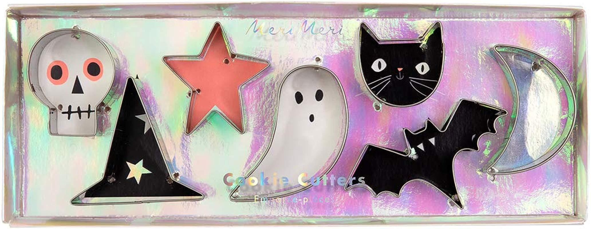 Meri Meri Halloween Icon Mini Cookie Cutters Pack Of 4