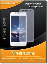 3 x SWIDO® Protector de pantalla Homtom HT37 Pro Protectores de pantalla de película