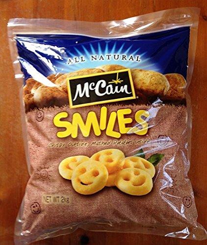 McCain マッケイン スマイルポテト 2kg