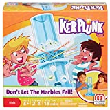 Kerplunk Classic Kids Game with Marbles, Sticks and Game Unit, Easy-to-Learn, Makes a Great Gift for 5 Year Olds and Up