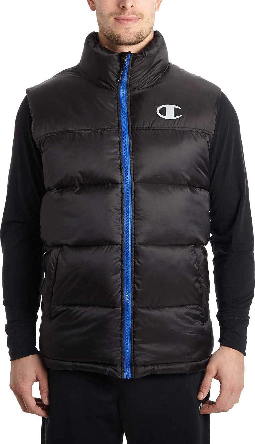 哺乳類成功無駄[チャンピオン] メンズ ジャケット&ブルゾン Champion Men's Insulated Puffer Vest [並行輸入品]