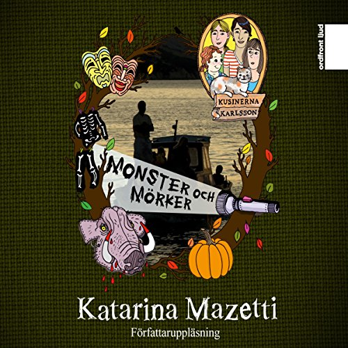 Monster och mörker cover art
