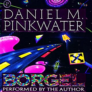 Borgel audiobook cover art