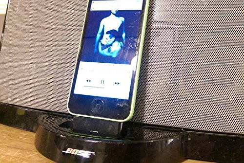 Lightning-Adapter für Bose Sounddock Serie 1 I Ver B Lautsprecher-Dock iPhone 5 5C S