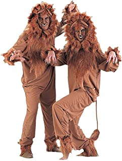 Charades Adult Lion Costume, X-Large