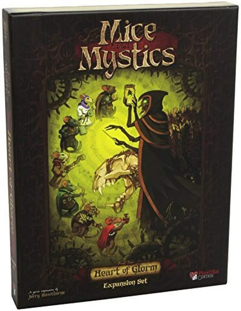 Mice Mystics: Heart sold out Glorm outlet of