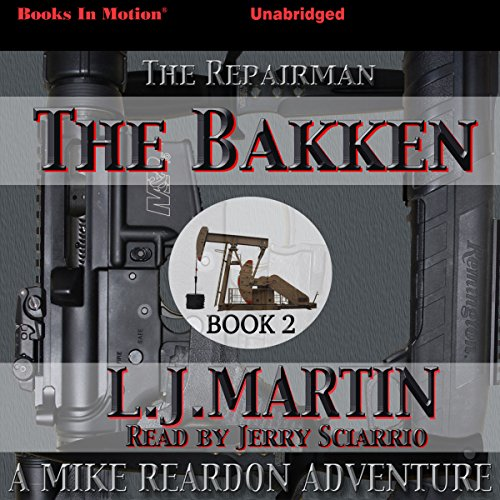 The Bakken audiobook cover art