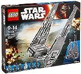 LEGO Star Wars Kylo Ren's Command Shuttle 75104, Kit de construcción