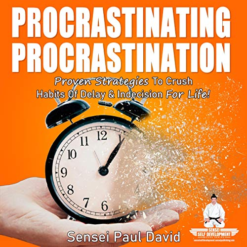『Procrastinating Procrastination』のカバーアート