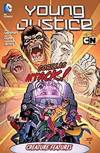 Young Justice (2011-2013) Vol. 3: Creature Features