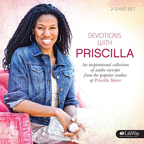 Devotions from Priscilla Shirer: Cd Set