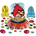Amscan Unisex Adult Angry Birds Table Decorating Kit Multi-colored Medium