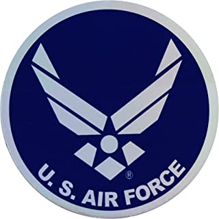 U.S. Air Force Hap Arnold Wings Small Prism Decal