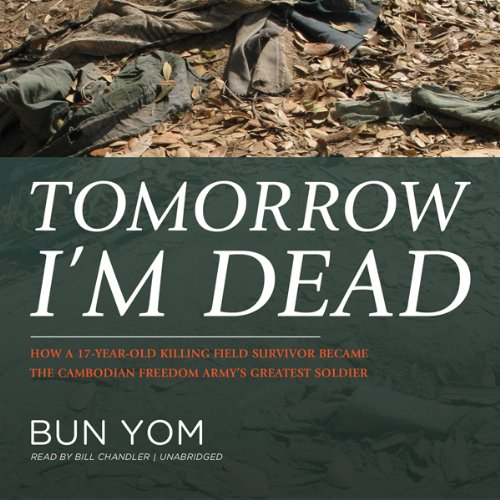 Tomorrow I'm Dead audiobook cover art