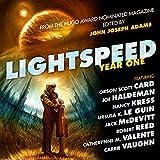 Bargain Audio Book - Lightspeed Year One  From the Hugo Award