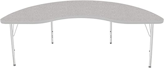 """product image for 36"""" x 72"""" Kidney Table"""