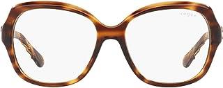 فوج VO 2871S نظارة شمسية للنساء - لون شفاف